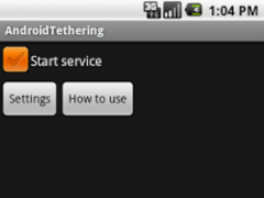 AndroidTethering 1.1.1 Screenshot
