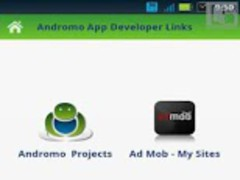 Andromo Developer Browser 1.1.2.6 Screenshot