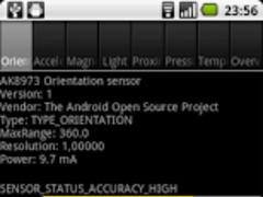 Androsens 1.2 Screenshot