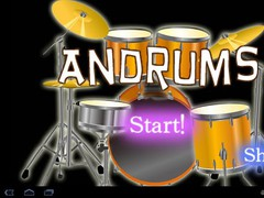 Andrums for Tablet 1.3 Screenshot