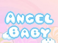Angel Baby - Adventure of bird tiny flappy wings for free kid games 1.4 Screenshot