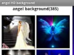 angel background  Screenshot
