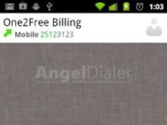 Angel Dialer 1.0.6a Screenshot