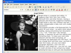 Angel Writer 3.2 Screenshot