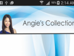 Angie's Collection 1.01 Screenshot