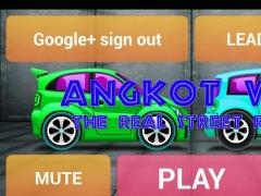 Angkot War Real Street Racing 3 Screenshot