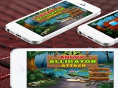 Angry Alligator Attack 1.0 Screenshot