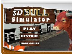 Angry Attack Bull Simulator 1.0.4 Screenshot