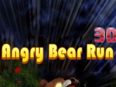 angry bear run 3D 7.0 Screenshot