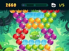 Review Screenshot - Bubble Shooter – Pop as Many Bubbles as You Can
