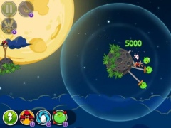Review Screenshot - Angry Birds – Embark on a Space Adventure