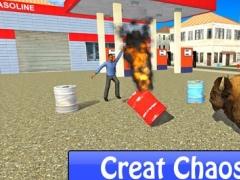 Angry Bison Simulator Attack in City 3D 1.0 Screenshot