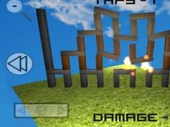 Angry Blocks 3D Free 1.0 Screenshot