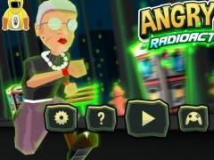 Angry Gran RadioActive Run 1.5.0 Screenshot