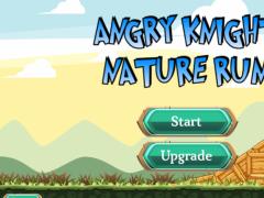 Angry Knight Nature Run 6.0 Screenshot