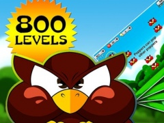 Angry Owls - Are even more Cranky than Grumpy Cat! Free Game full of Popping Crazy Fun Fest 1.2 Screenshot