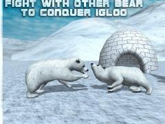 Angry Polar Bear Simulator 3D 1.0 Screenshot