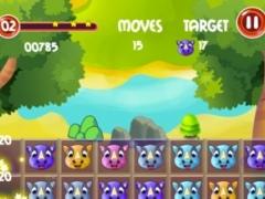 Angry Rhino in Savana 1.0 Screenshot