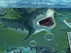 Angry Sea Shark Attack 3D Simulator 1.1 Screenshot
