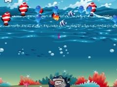 Angry Shark Hunting Fish : Delicious Food 1.0 Screenshot