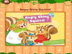 Angry Shiny Squirrel - Reading Planet series, authored by Sheetal Sharma, is a genre of imaginative fiction whose vibrant and bubbly characters discover the essence of good behaviour in a fun way 1.0 Screenshot