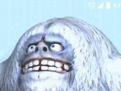 Angry Yeti Live Wallpaper 1.0 Screenshot