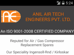 Anil Air Tech Engineers 1.1 Screenshot