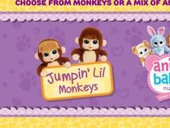 Animal Babies Nursery - Jumping on the Bed 1.0 Screenshot