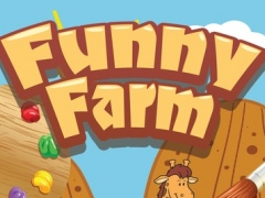 Animal Coloring Pages : Farm Funny Painting Draw Book for Little Kids 1.0 Screenshot
