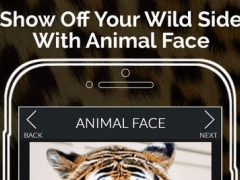 Animal Face Morph - Let Your Wild Side Out 1.0 Screenshot