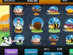 Animal Farm Slots Pro : Casino 777 Slots Simulation Game 1.0 Screenshot
