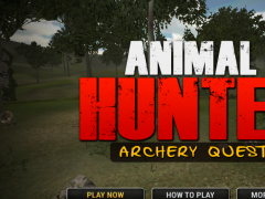 Animal Hunter Archery Quest 1.2 Screenshot