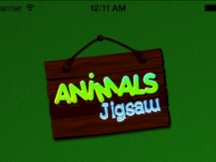 Animal jigsaw puzzle kids 1.0 Screenshot