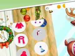 Animal Makeover Salon for Christmas-BabyGames 1.0 Screenshot