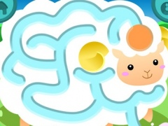 Animal Mazes - Funny educational App for Baby & Infant 1.0 Screenshot