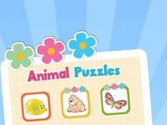 Animal Puzzles 2.0 Screenshot