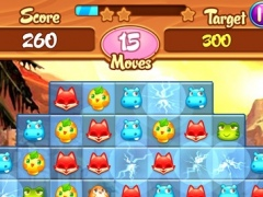 Animal the Game Match 3 Saga 1.1 Screenshot