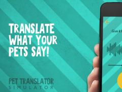 Animal Translator. Simulator 1.1 Screenshot