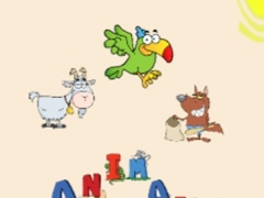 Animals Blank Letters V2 1.1 Screenshot