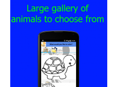 Animals Colouring Pages 1.03 Screenshot
