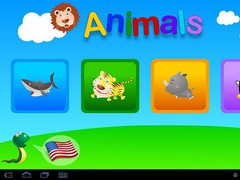 Animals for Tablets 2.1 Screenshot