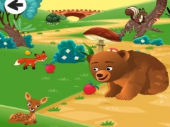 Animals of the Forest Shadow Game: Learn and Play for Children 1.0 Screenshot