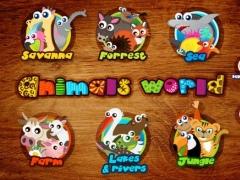 Animals world for kids 1.3 Screenshot