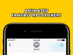 Animated Fantasy RPG Stickers by TGO 1.0 Screenshot