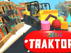 Animated Puzzles tractor farm 1.19 Screenshot