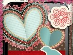 Animated Romantic Photo Frames 1.0 Screenshot