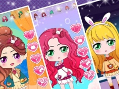Anime Chibi Maker Princess Dress Up 14 Screenshot