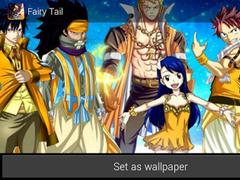 Anime Fairy Tail HD Wallpapers 2.15 Screenshot