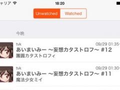 Animetick 1.4.1 Screenshot