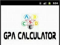 AnnaUniv (C)GPA Calculator Pro 1.0 Screenshot
